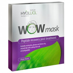 Hyalual WOW MASK 5 szt.