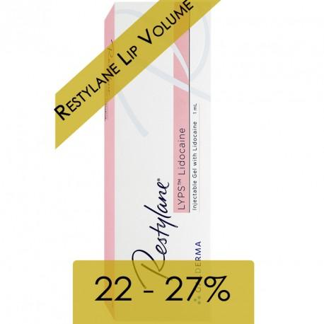Restylane® Lyps Lidocaine (1x1ml)