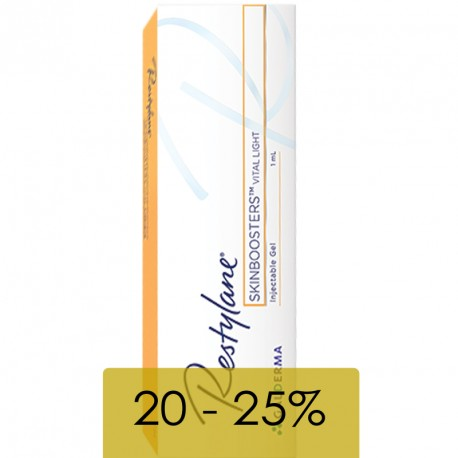 Restylane® skinboosters Vital Light (1 x 1ml)