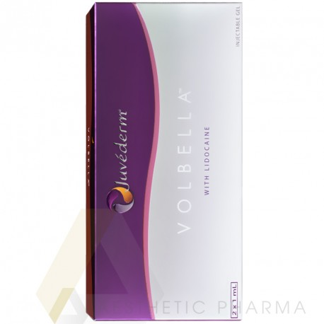 Allergan Juvederm Volbella with Lidocaine (2x1ml)