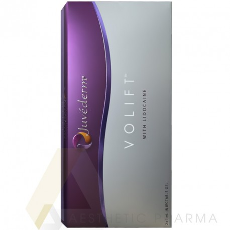Allergan Juvederm Volift with Lidocaine (2x1ml)
