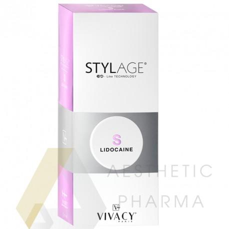 Vivacy StylAge S Lidocaine Bi-Soft (2x0,8ml)