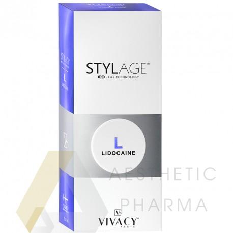 Vivacy StylAge L lidocaine BiSoft (2x1ml)