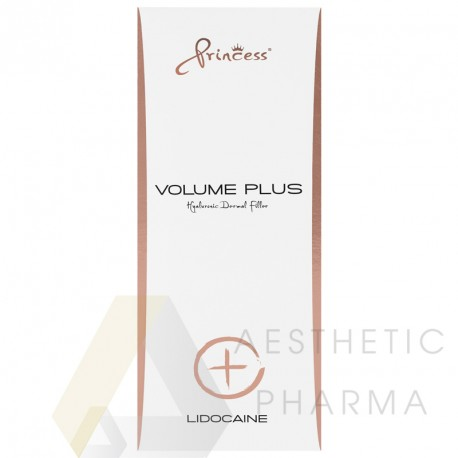Croma Pharma Princess Volume PLUS Lidocaine (1x1ml)