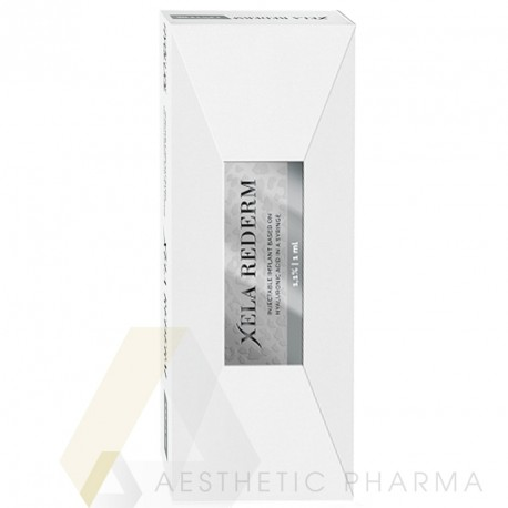 Hyalual Institute - Xela Rederm 1,1% (1x1ml)
