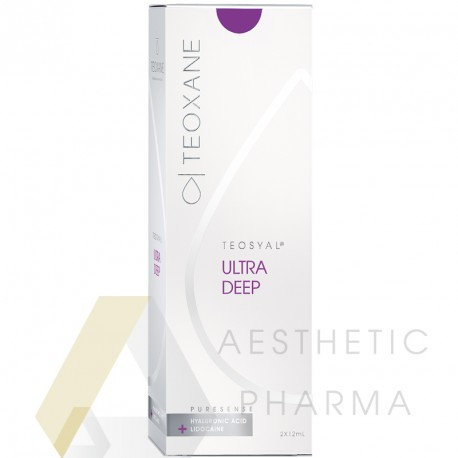 Teoxane Teosyal PureSense Ultra Deep (2x1,2ml)