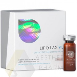 Koru Pharma Lipo Lax VL 10ml PPC Solution | Lipolysis Treatment | Fat Dissolving